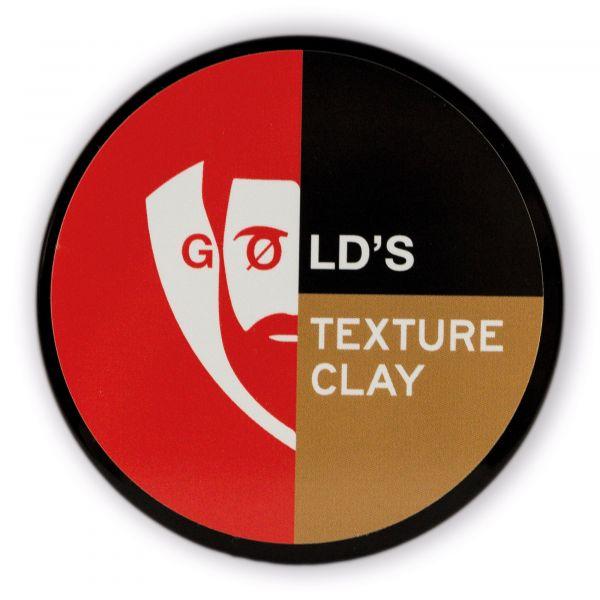 GØLD´s Texture Clay 100ml