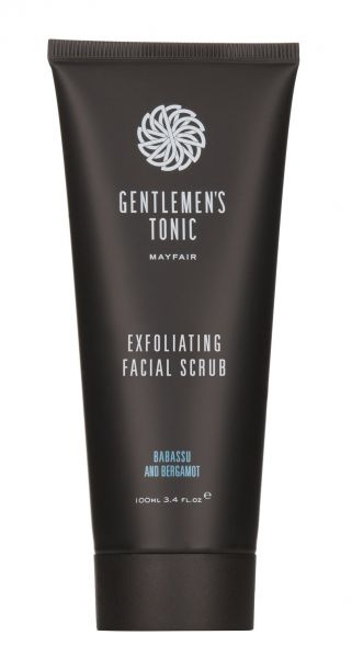 Gentlemen's Tonic Exfoliating Facial Scrub 100ml - Gesichtspeeling