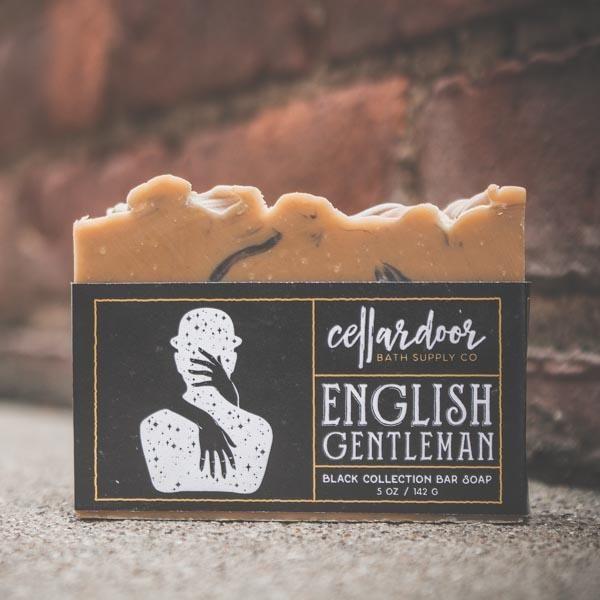 Cellardoor Bath Supply Co. English Gentleman Bar Soap - Seifenstück 142g